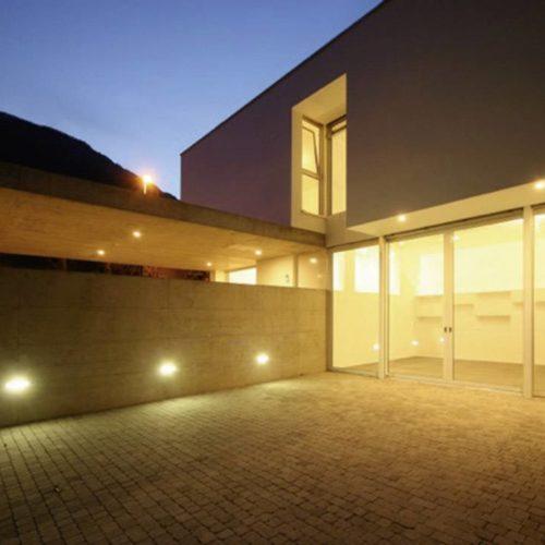 éclairage maison
